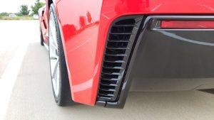 Chevy Corvette Grand Sport Coupe 2019