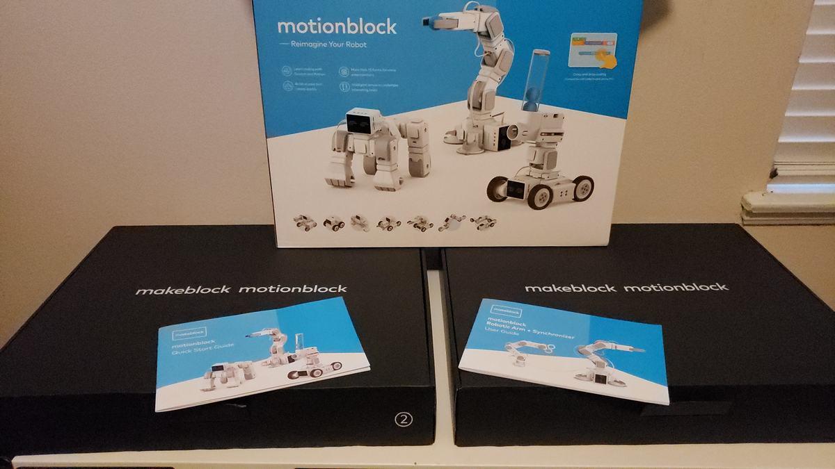 Makeblock MotionBlock