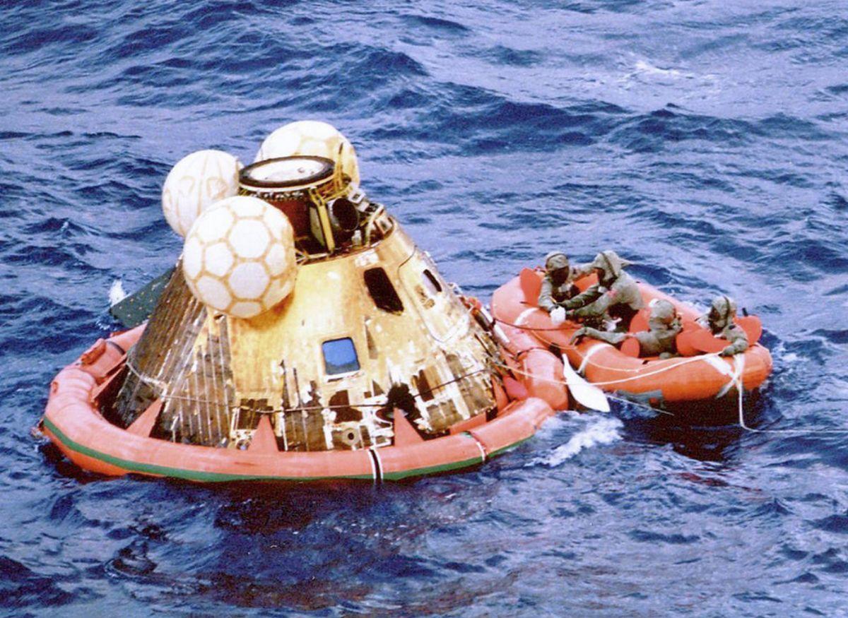 Apolo 11 - Flotadores Goodyear