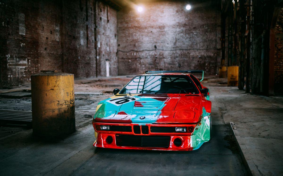 Andy Warhol - Art Car