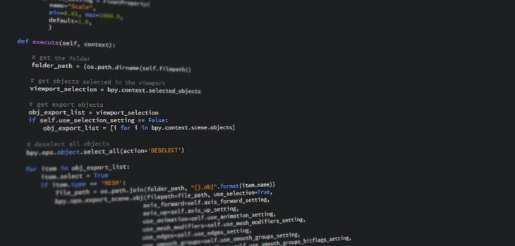 Programación - Código - Python