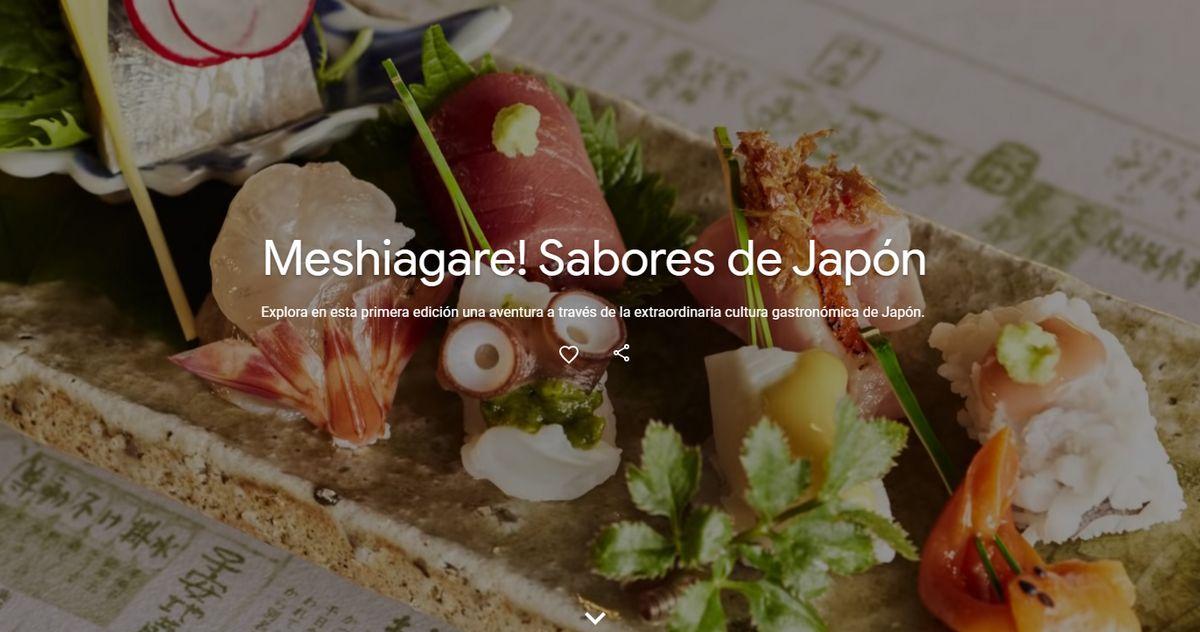 Comidas y Sabores Japoneses - Golden Cai