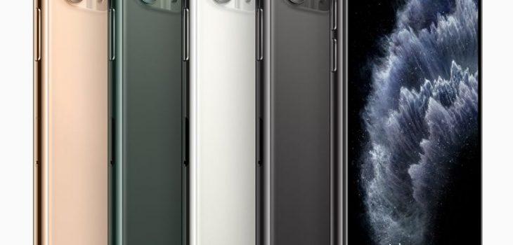 iPhone 11 Pro y Pro Max