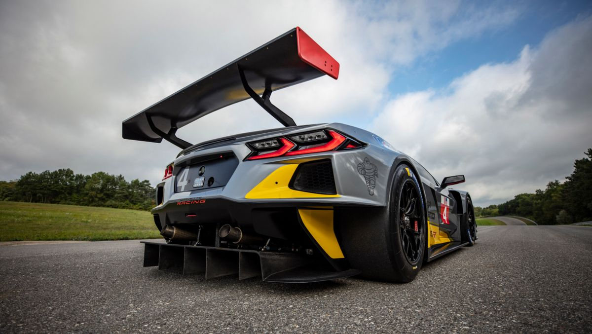 Chevy Corvette C8.R