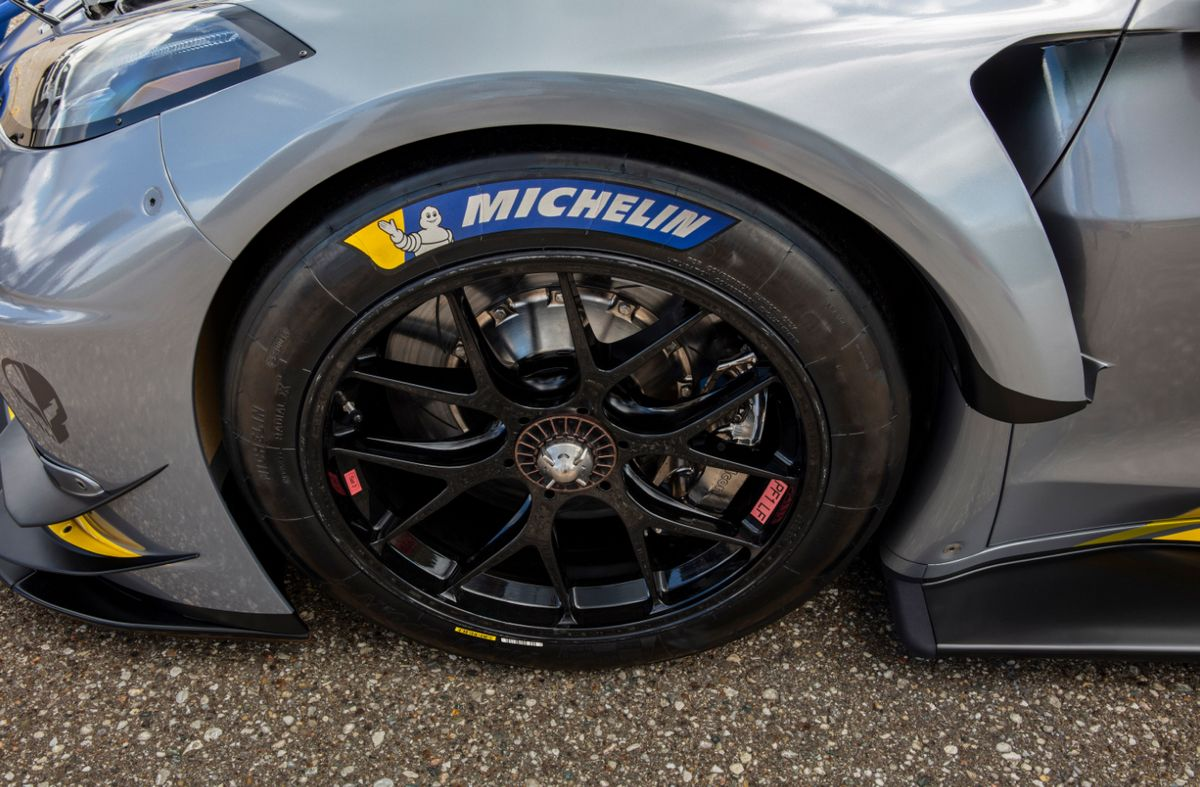 Chevy - Michelin