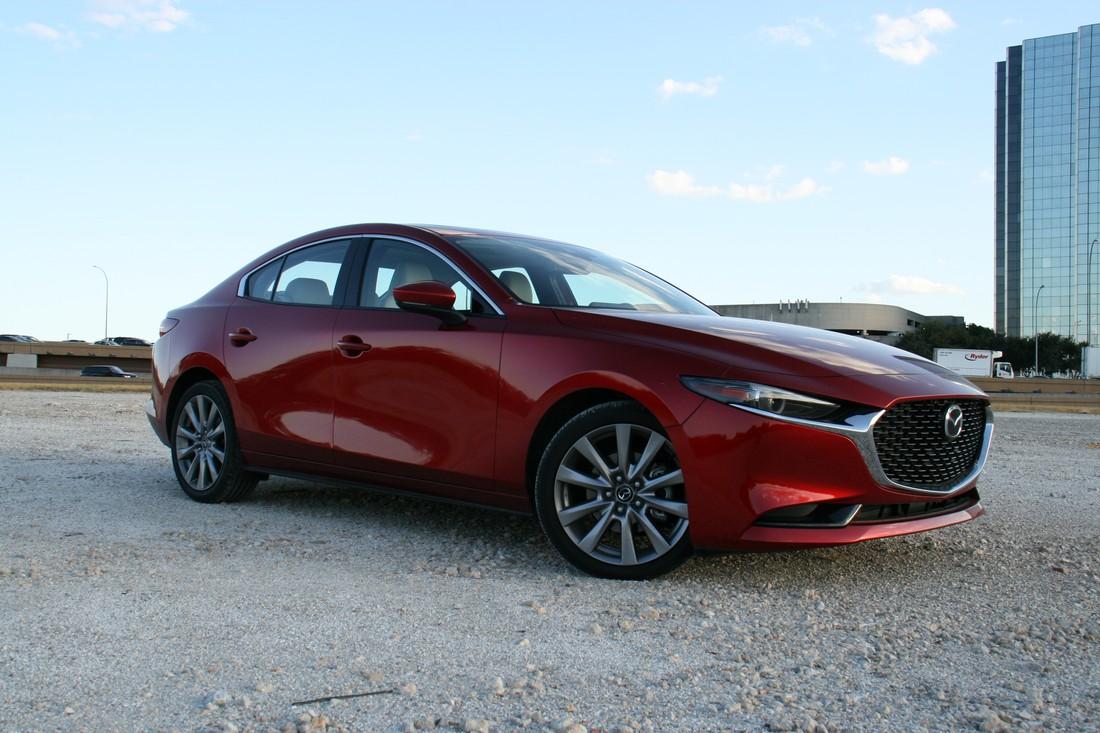 Mazda3 Sedan Premium