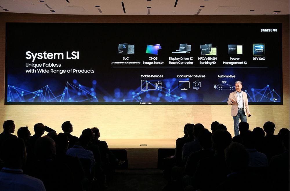 Samsung - Presentación del Procesador Samsung Exynos 990