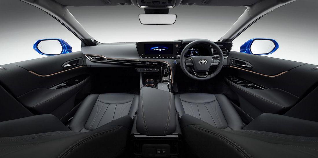 Toyota Mirai - Prototipo de la Segunda Generación