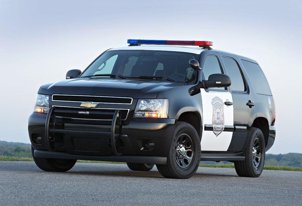 2019 Chevy Tahoe - Policía