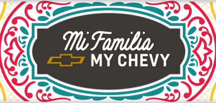 Concurso My Familia, My Chevy