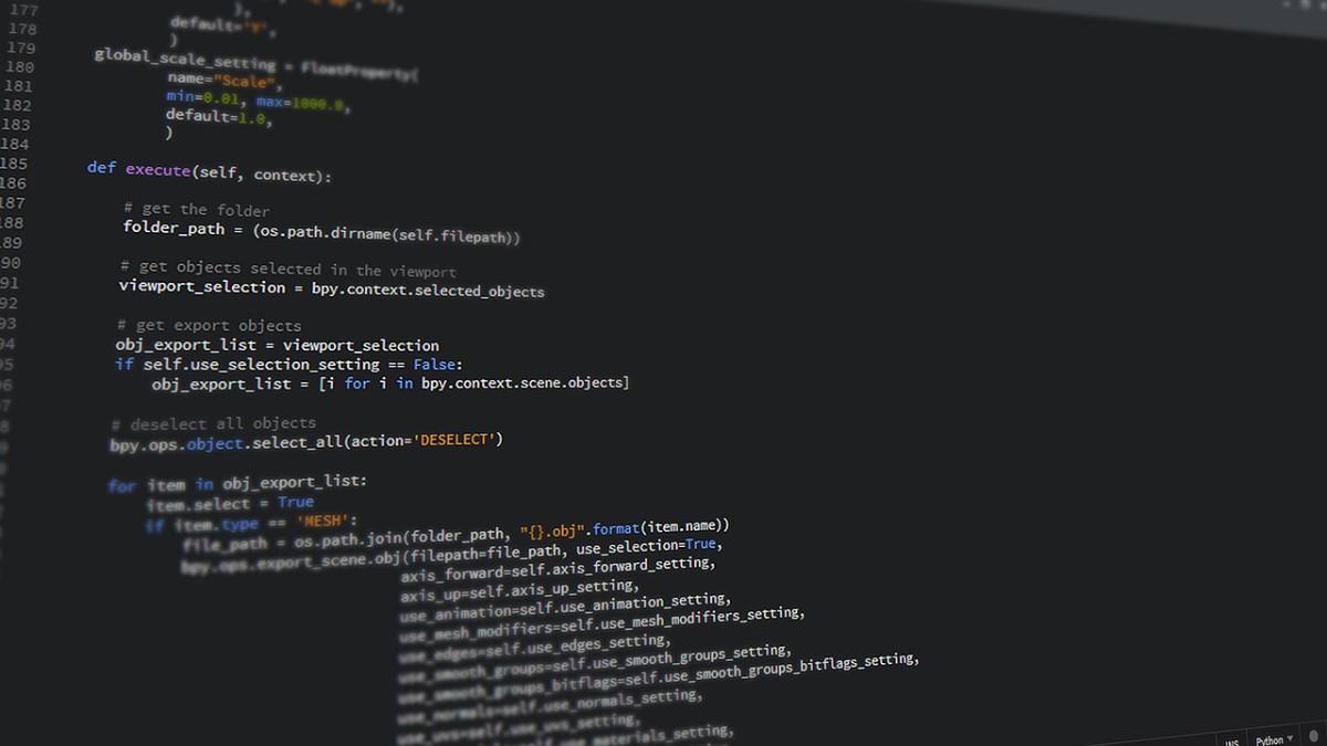 Programación - Python
