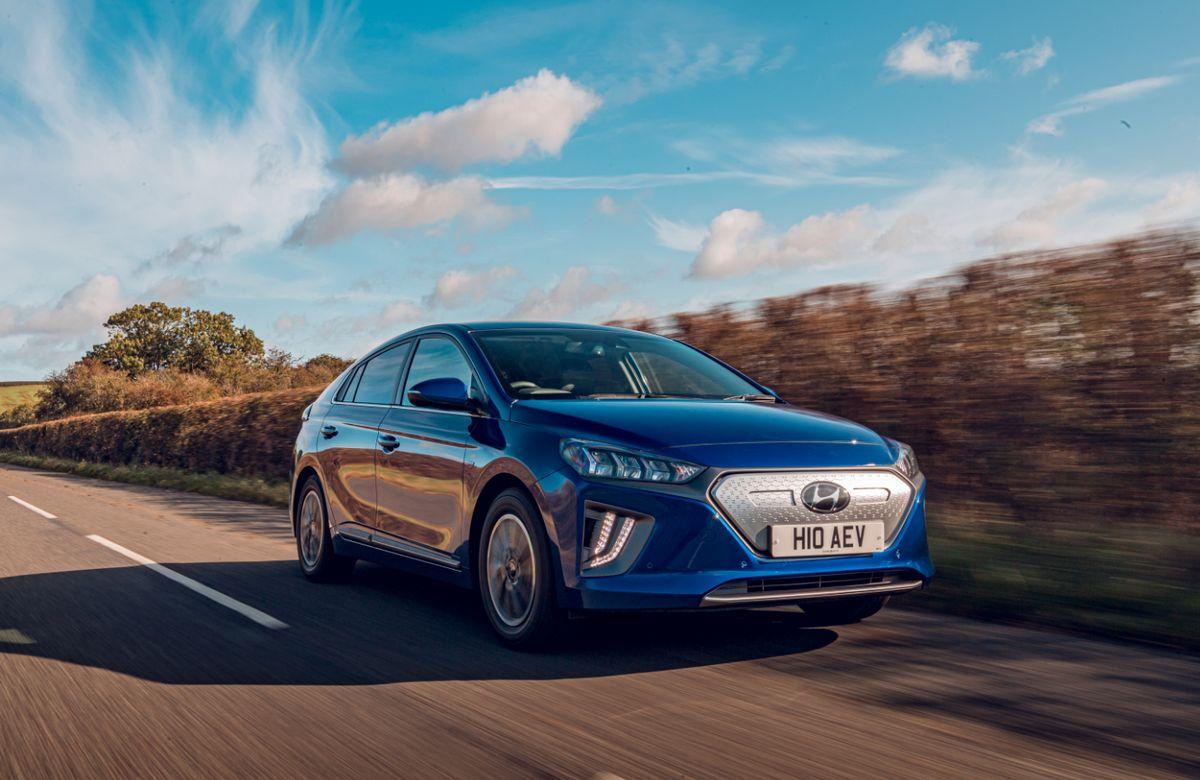 Hyundai IONIQ - Vehículos Eléctricos