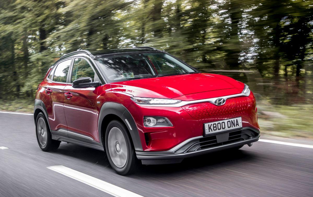 Hyundai Kona Ev - Vehículos Eléctricos