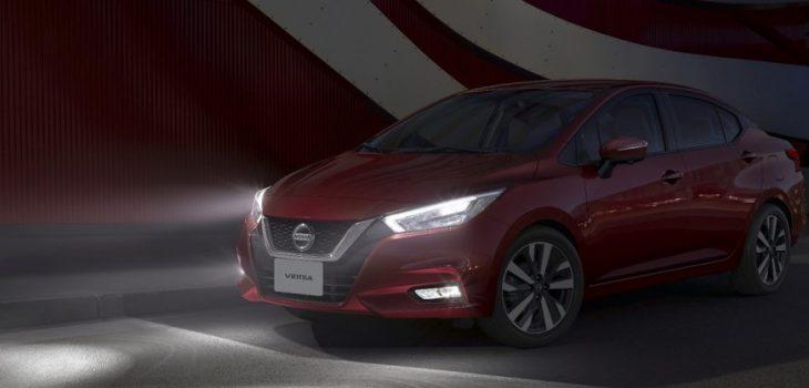 Sedán Nissan Versa