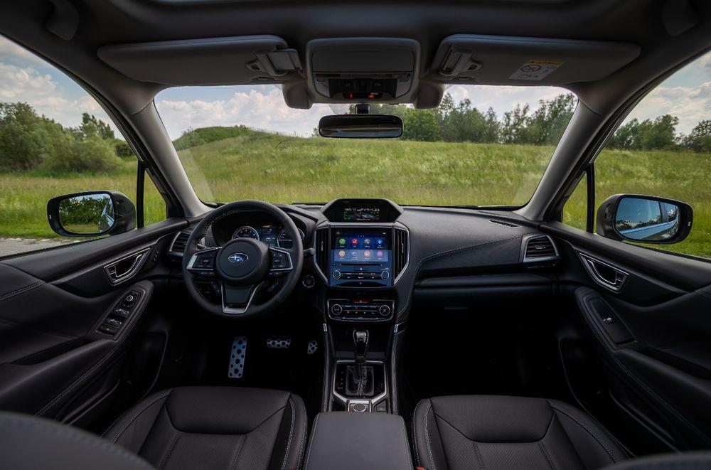 Subaru Forester ECO Hybrid