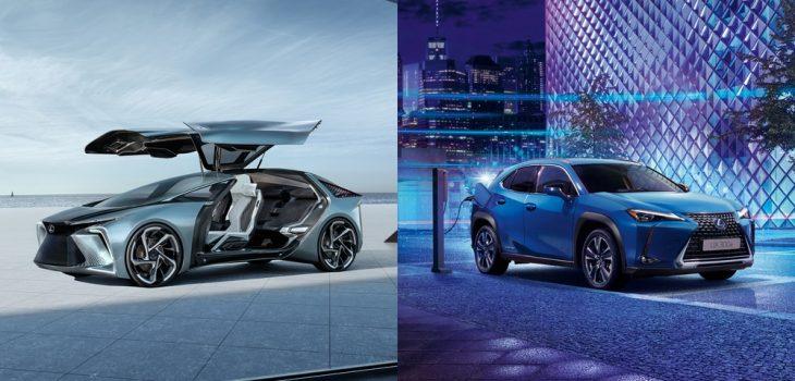 Lexus LF30 Electrified - Lexus UX300e