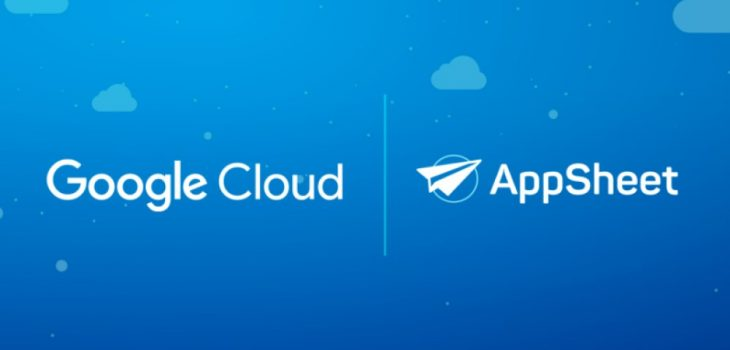 Google Cloud - AppSheet
