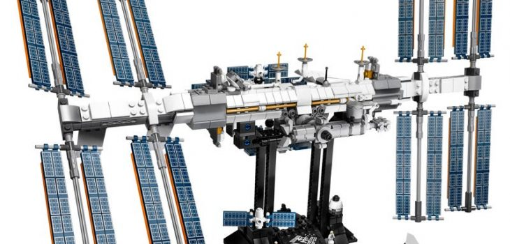 LEGO - Estación Espacial Internacional