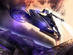 Lexus Zero Gravity - Vehículo Lunar