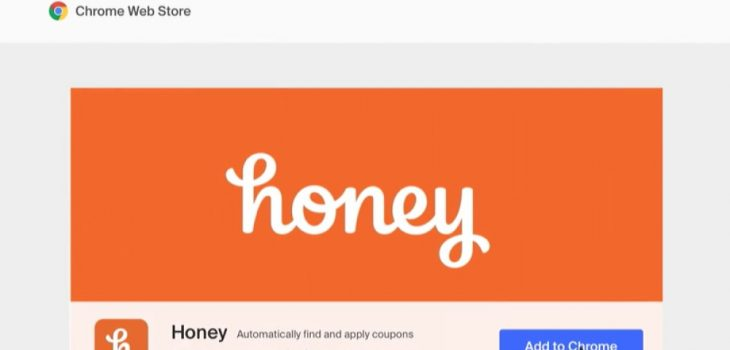 Paypal - Honey Extension