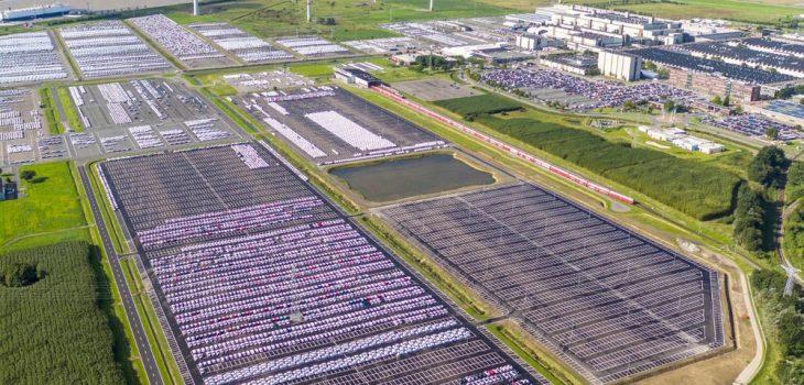 Volkswagen - Planta de Producción
