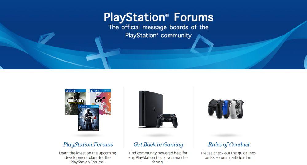 Foro de Playstation
