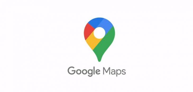 Google Maps - Logo 2020