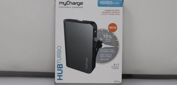 myCharge Hub Turbo 10050