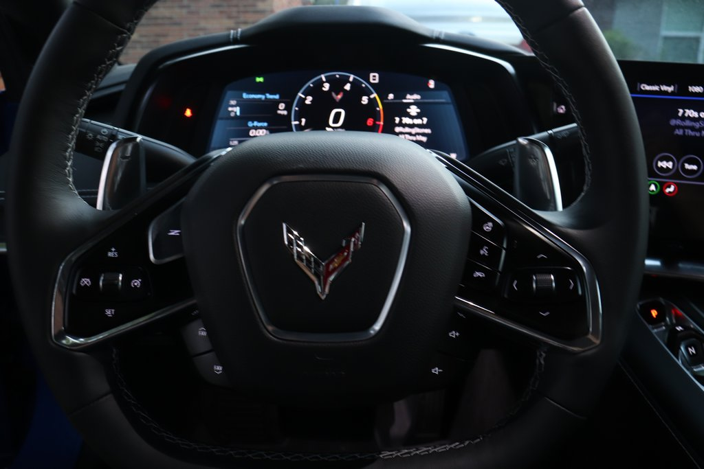 2020 Corvette Stingray Coupe