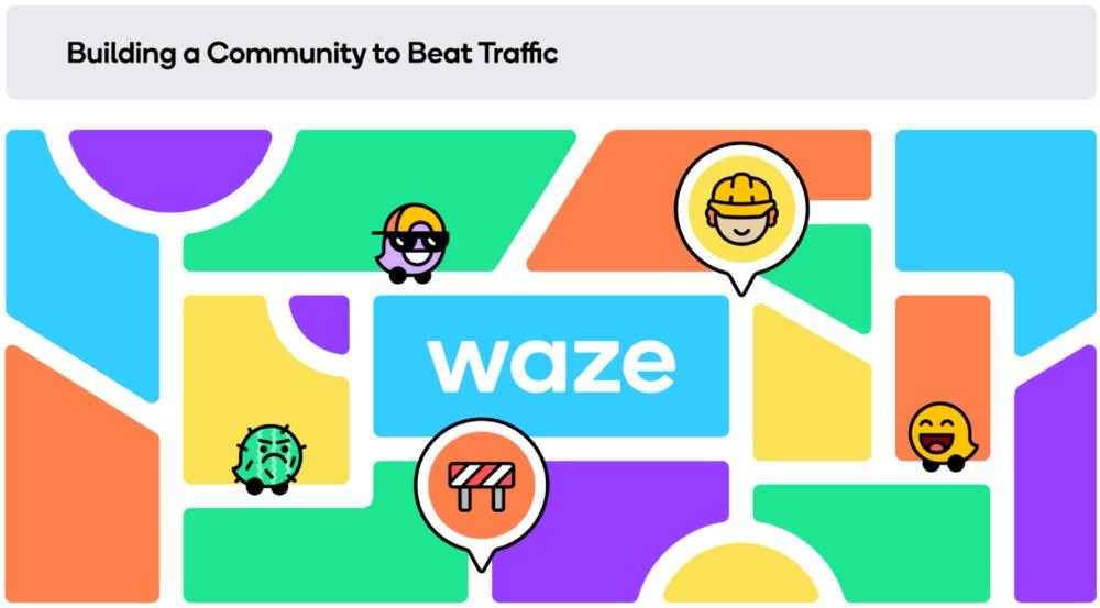 Waze - Nuevo Diseño - Julio 2020
