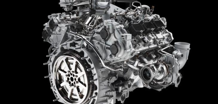 Maserati - Nuevo Motor basado en Tecnología de F1