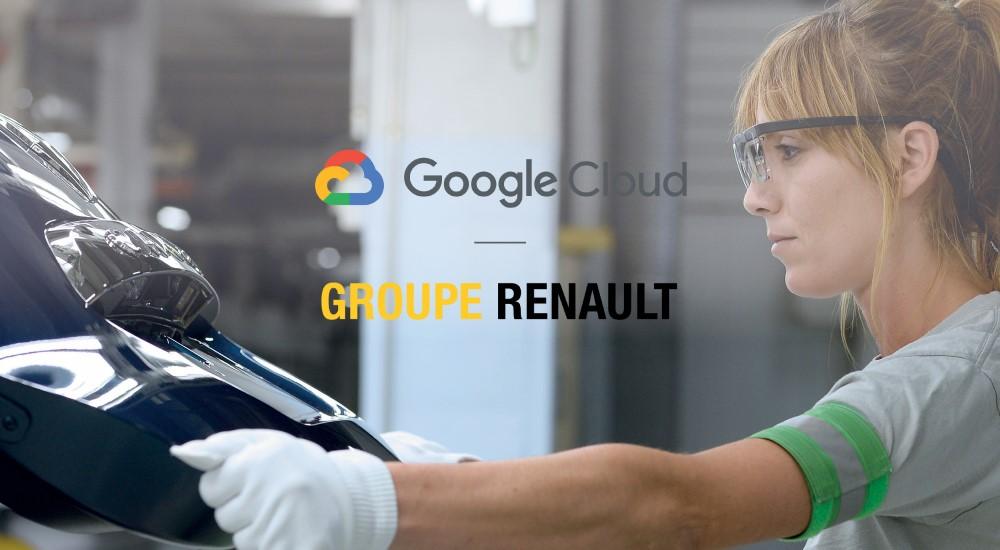 Grupo Renault - Google Cloud