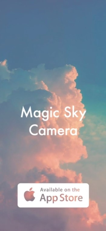 Magic Sky Camera - iOS