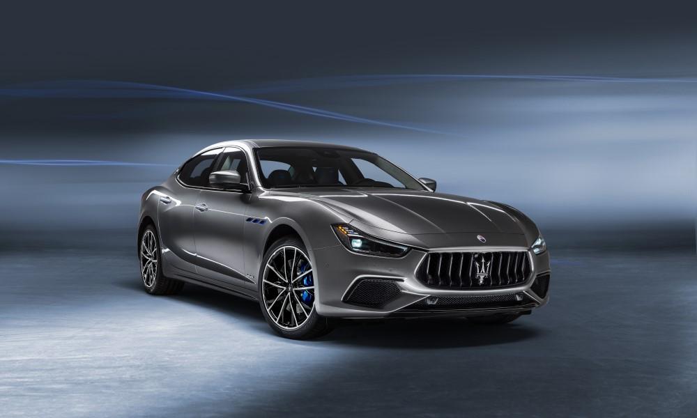 Maserati Ghibli Híbrido