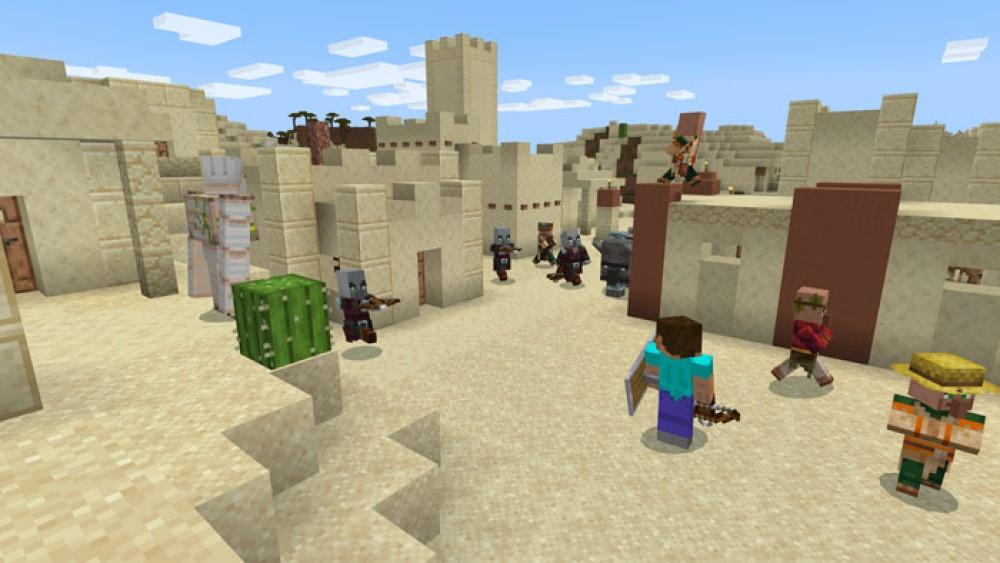 Mojang - Minecraft