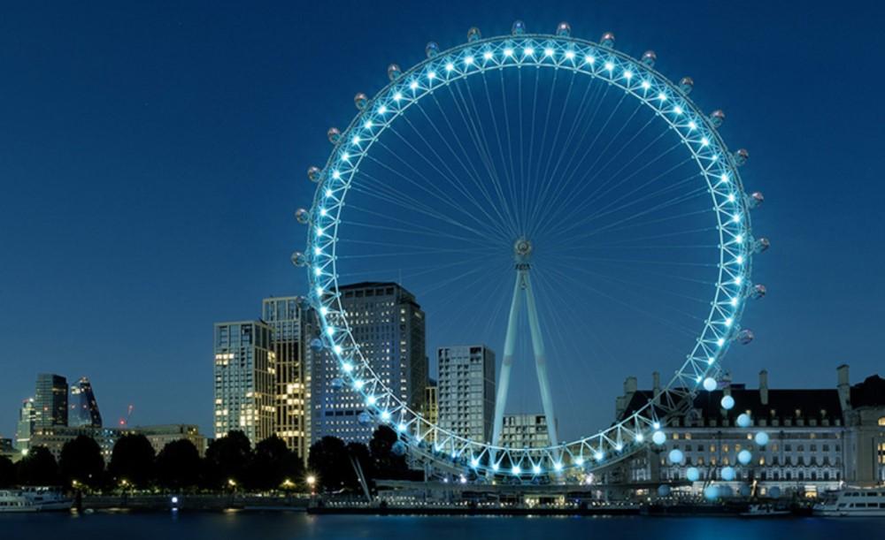 Hyundai - IONIQ - London Eye - Q