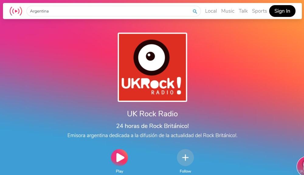 Radiodeck