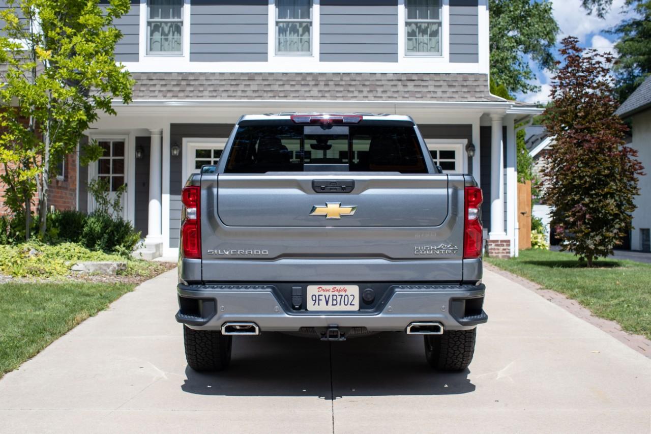 Chevy Silverado 2021 - Puerta Trasera Multi-Flex