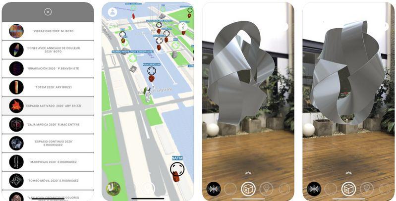 UXart - Museo de Realidad Aumentada