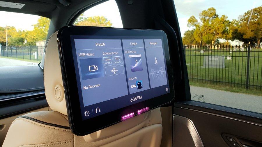 2021 Cadillac Escalade ESV 4WD Premium Luxury