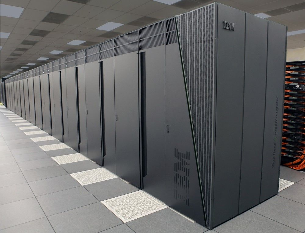 IBM - Supercomputer