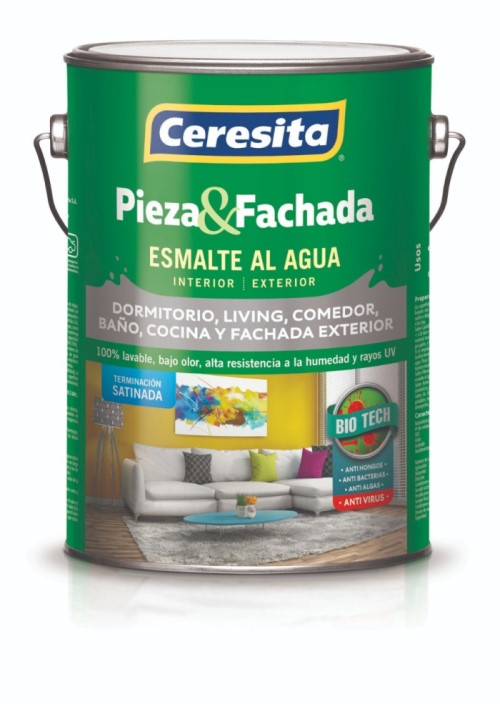 Ceresita - Pieza & Fachada Bio Tech Antivirus