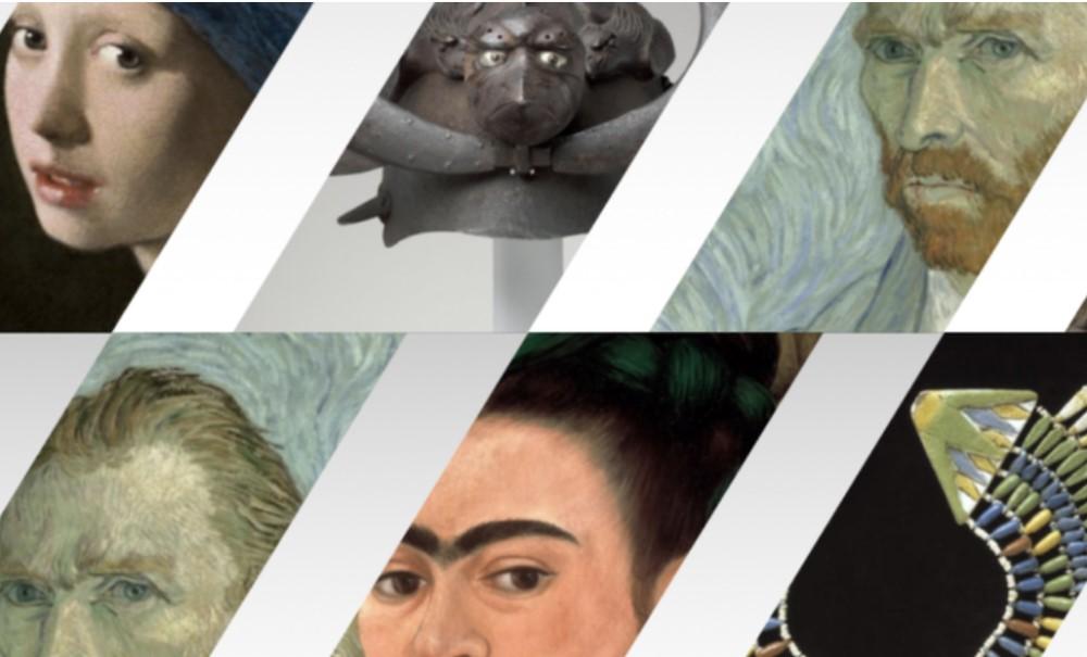 Google Arte & Cultura - Filtros de Arte