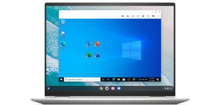 Parallels Desktop - Windows on Chrome OS
