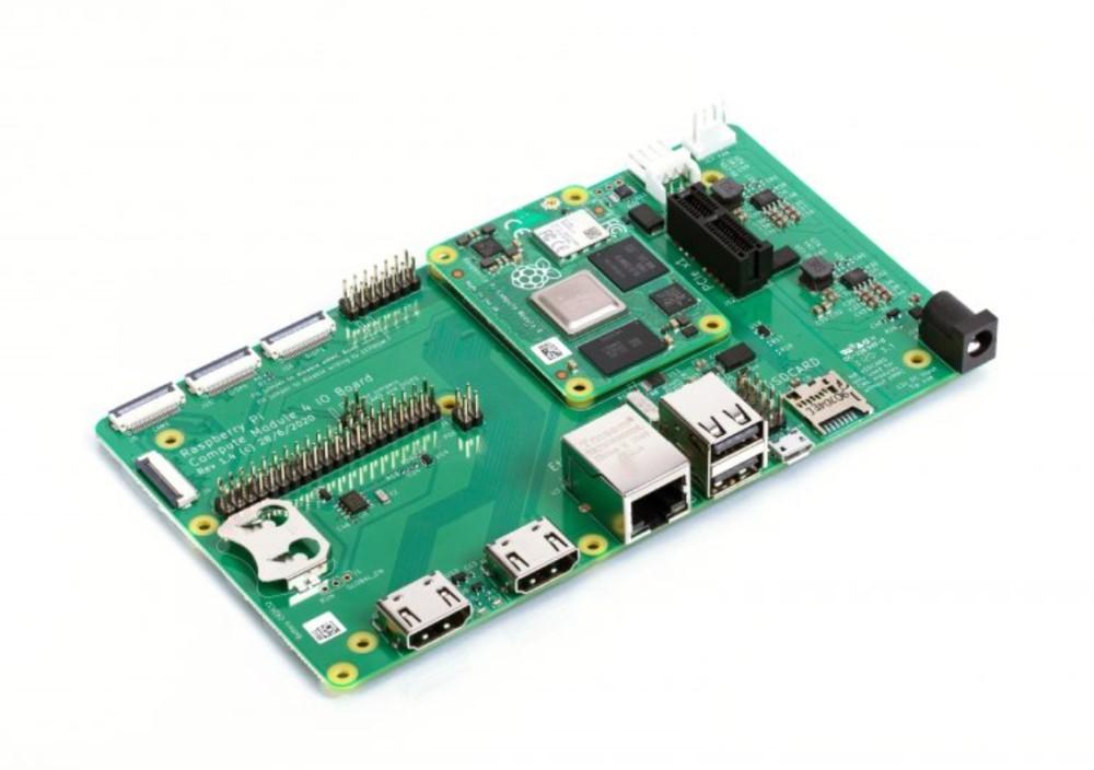 Rasperry Pi Compute Module 4 - Placa IO