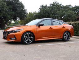 2020 Nissan Sentra SR 2.0 CVT
