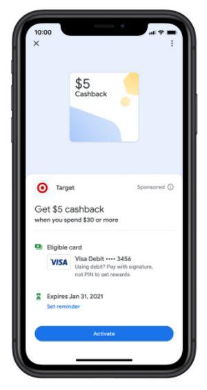 Google Pay - Ofertas