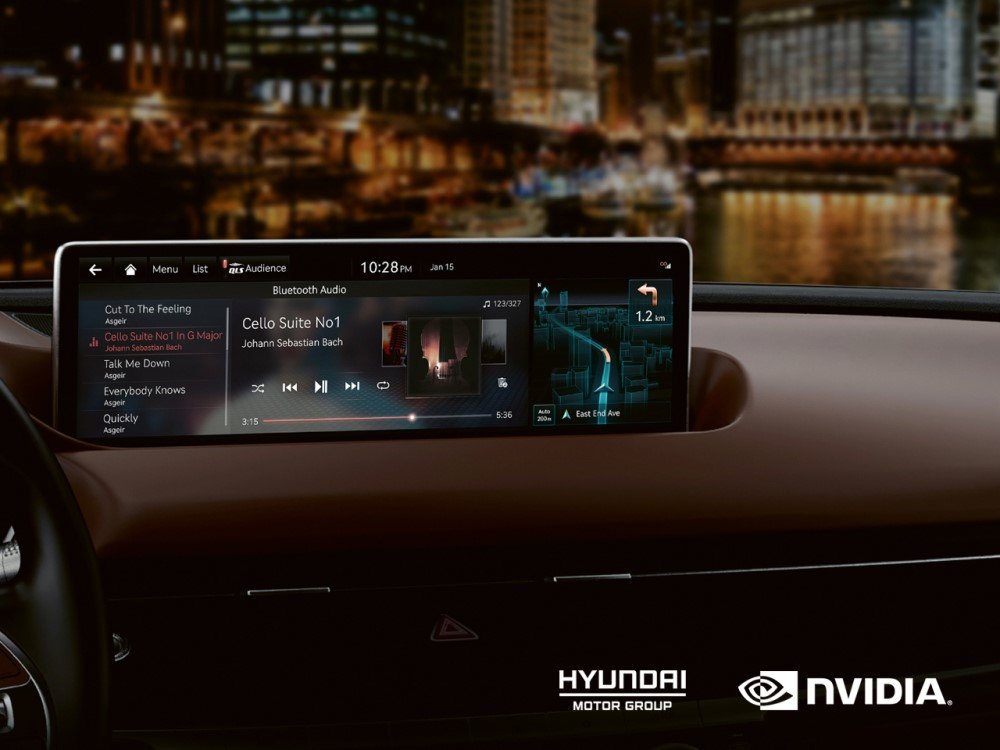 Hyundai Motor Group - NVIDIA