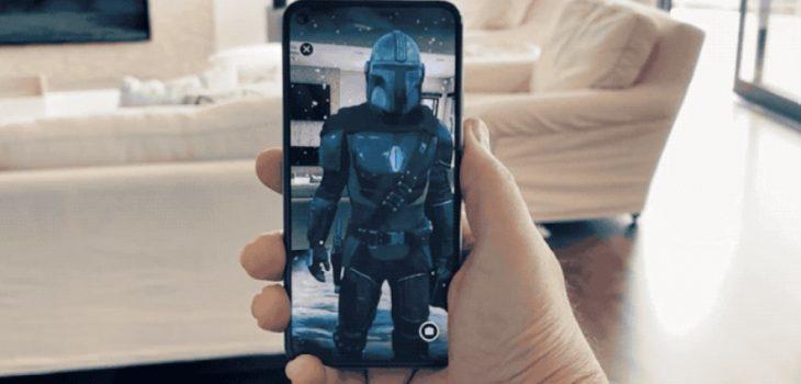 The Mandalorian AR Experience - Android