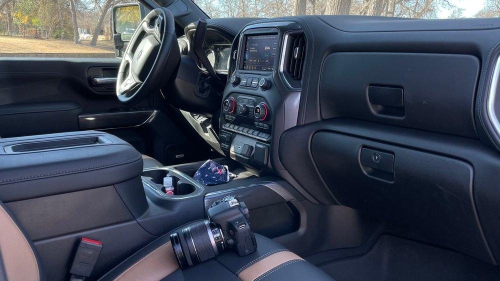 2021 Silverado 2500 LTZ Carhartt Edition